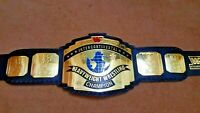 WWF Intercontinental Heavyweight Wrestling Championship Adult Belt 2mm/4mm plate