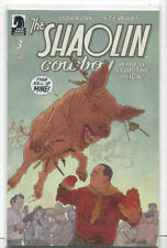 The Shaolin Cowboy Who'll Stop the Reign #3 Dark Horse comic 2017 1st Print VF+