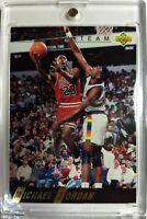 1992-93 UPPER DECK BASKETBALL ALL-NBA TEAM Michael Jordan #AN1, Vintage Insert
