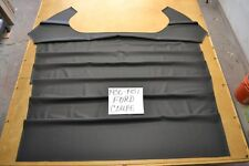 1950 1951 50 51 FORD COUPE 6 BOW  BLACK TIER HEADLINER USA MADE TOP QUALITY