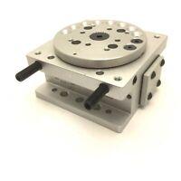 "DE-STA-CO DRF-106M-180 Rotary Actuator Pneumatic, 180°, Diameter: 3-7/16"""
