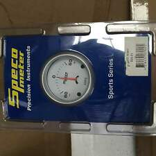 "NEW Speco Ammeter Gauge 2"" -060 - 60 Amps Sports Series  # 524-51"