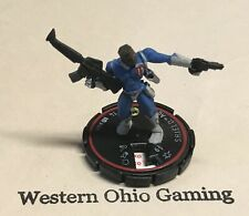 Heroclix S.H.I.E.L.D. Agent #003 Veteran Used from Infinity Challenge Booster