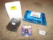 NEW RASPBERRY Pi ZERO w/Clear Case / Plugs / Power Supply / Noobs 32gb Micro SD