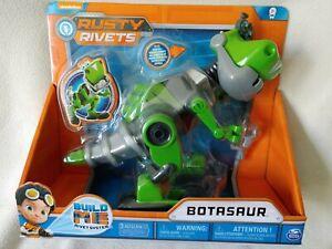 Rusty Rivets Botasaur Build Me Rivet System Nickelodeon Spin Master Dinosaur