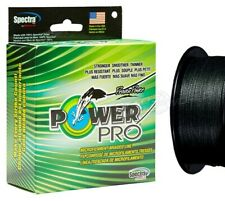 Power Pro Spectra Fiber Braided Fishing Line, Moss Green