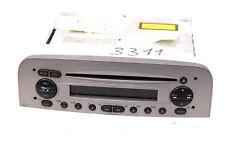 Blaupunkt Autoradio Alfa Romeo 147 CD-Radio Player 937 High 7649378316 mit Code