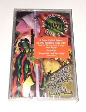 Beats, Rhymes and Life by A Tribe Called Quest New SEALED Cassette 1996 Jive