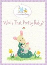 Who's That Pretty Baby? Book and Frame Gift Set (Little Simon Baby) NIP