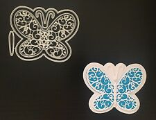 Crafts Metal Layered Butterfly Die Cutter