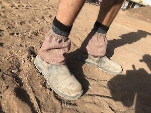 work gaiters/ Boot Savers/ Socks Savers/ Gaiters/ Hiking