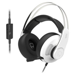 Venom Sabre Multi-Format Gaming Headset - White - For PS5 and Xbox Series X & S