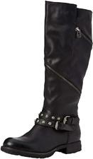 NEU! Tom Tailor Damen Schuhe Boots Stiefel schwarz Größe 37  18.0716/A11