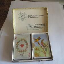 JEUX DE CARTES PATIENCE PIATNIK & SOHNE  SOLITAIRE  2 x 54 NEUF N°117 made in Au