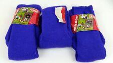 Purple Multi Sport Athletic Socks (Baseball, Softball, Soccer) Lot of 3 size 7-9