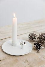 Engelslicht Silber D14xh4 5cm Porzellan Räder Design