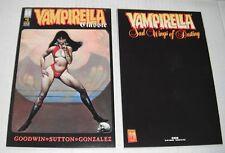 Vampirella--7 issues...VF or better grade--G...1992-2013 comic books.