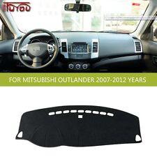 Fit For Mitsubishi Outlander 2007-2012 DashMat Dashboard Cover Dash Cover Mat