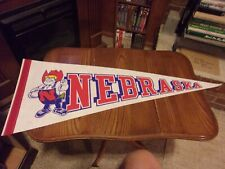 NCAA PENNANT ( CHOICE ) LOT - SEE LISTING / PHOTOS  FOR UNIVERSITY AND COLLEGE