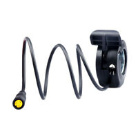 Acelerador de Pulgar para Kits de ConversióN de E-Bici de Motor Bafang Mid Y6L6