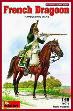 MIN16016 - Miniart 1:16 - French Dragoon Napoleonic Wars