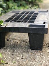 Hard Plastic Robust Raised Platform Base Step Pallet Garden Patio Shed