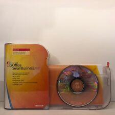 MICROSOFT OFFICE 2007 SMALL BUSINESS UPGRADE UPDATE RG MWST NETTO NUR € 30.-