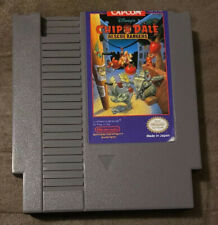 Chip N Dale Rescue Rangers Nintendo Nes ~ Excellent! Fast Shipping! Authentic!