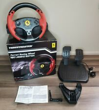 Thrustmaster Ferrari Red Legend Edition Racing Wheel Set for PC/PlayStation3