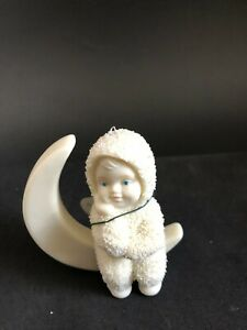 Home Decor Christmas  Snow Babies Moondreams Decoration Ornament