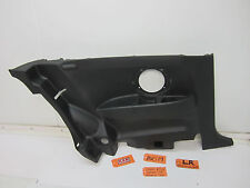 02 03 04 05 06 RSX QUARTER SEAT ARM REST TRIM PANEL COVER L LR LEFT DRIVER BLACK