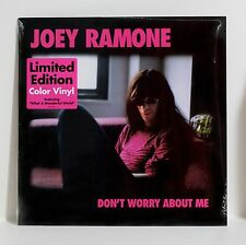 JOEY RAMONE Don't Worry About Me WHITE COLORED VINYL LP Sealed Ramones LTD ED