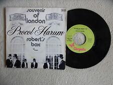 "45T 7"" PROCOL HARUM ""Souvenir of London"" CHRYSALIS CHA 109  FRANCE §"