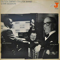 "Dutch Swing College Band - Star Session 12 "" LP (P275)"