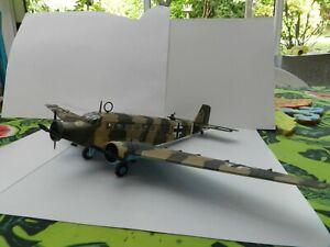 Corgi Aviation AA36908 1/72 Ju 52, LuftwaffeJU52, Opération Merkur Crete 1941