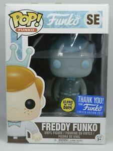 Funko Pop! Freddy Funko Thank You Glow in the Dark Special Edition
