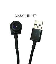 HD 720P 1.0MP Wide Angle Mini USB CCTV Camera Usb Mini Webcam 3.7mm / 2.1mm Lens