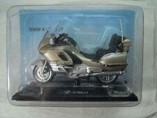 Modellino Motocicletta Moto 1: 24 BMW 1200 LT Luxury Touring Gold Hobby e Work