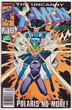 Uncanny X-men 250 FN/VF  Polaris Savage Land storyline