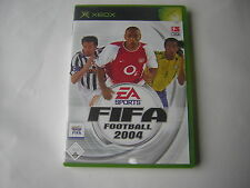 XBOX FIFA FOOTBALL 2004  Compatible 360 german version deutch