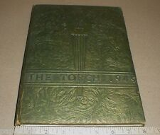 1949 East Spencer High School Elementary North Carolina NC Yearbook The Torch