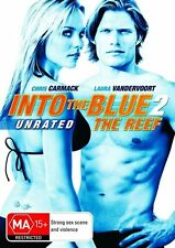 Into The Blue 2 - The Reef DVD NEW R4 AUSTRALIAN RELEASE