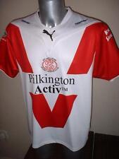 St Helens Puma Rugby League Shirt Jersey Adult Small Top Saints Trikot