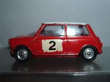 CORGI BMC MINI COOPER S 2 TIMO MAKINEN RALLYE CAR SCROLL DOWN FOR THE PHOTOS