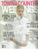 TOWN & COUNTRY WEDDINGS, SPRING  / SUMMER, 2013 (  PRINCESS FOR A DAY * DRESS OF