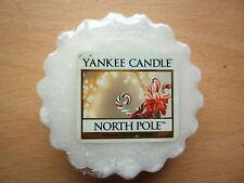 Yankee Candle Usa Rare North Pole Wax Tart