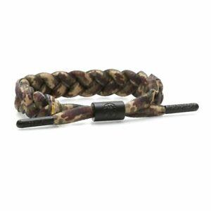 RASTACLAT Woodland Camo 2 Camouflage Classic Wristband Bracelet Jewelry NEW
