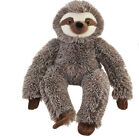 KANDY NEW BROWN PLUSH CUDDLY SLOTH SOFT TOY TEDDY - TY1919 FURRY ANIMAL MONKEY
