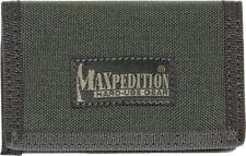 Maxpedition Micro Wallet Foliage Green 0218F Super thin design. Truly a minimali