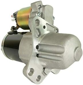 SMT0331 Starter for Cadillac Cts Srx Sts Compatible with Chevrolet Camaro 16109
